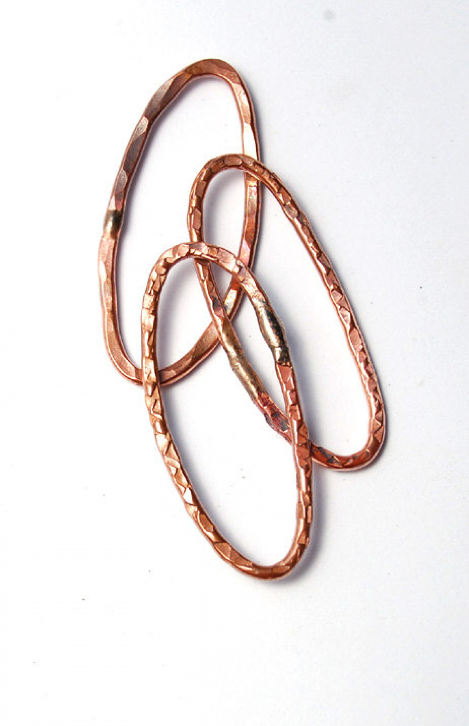 cuff coper copper love jewelry i hammered rings